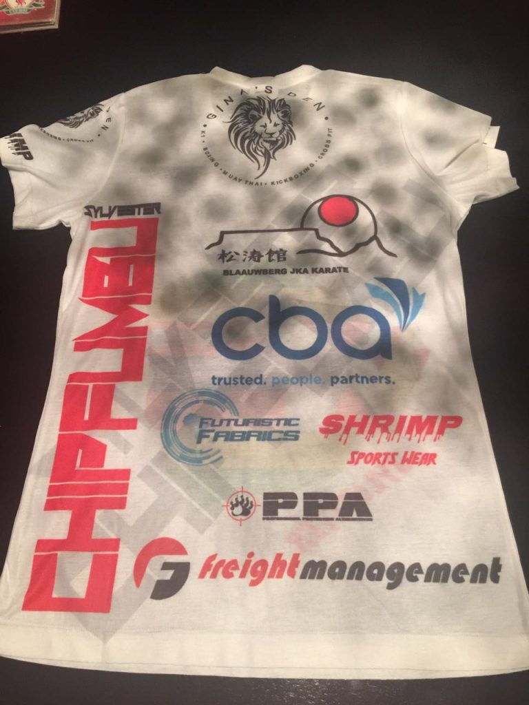 EFC52 - Shirt - Chipfumbu